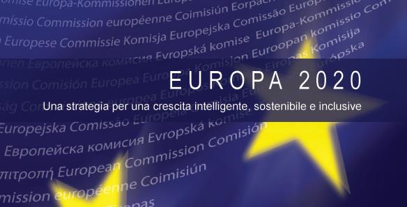 europa 2020 cos'è