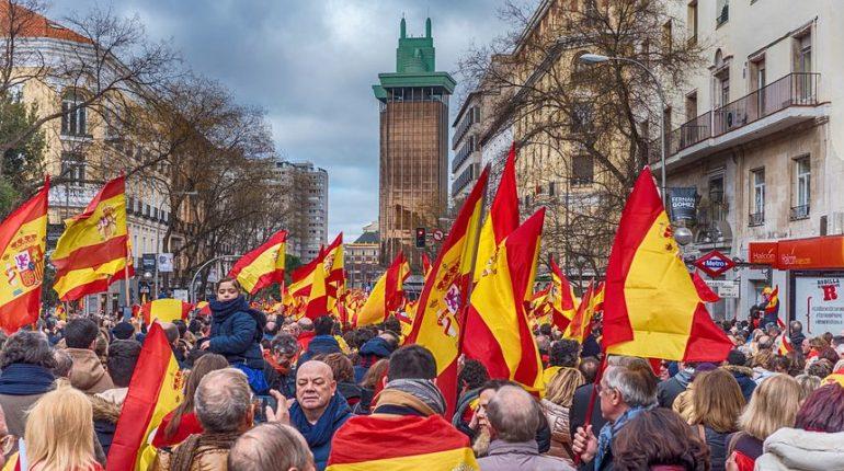 vox partito spagnolo