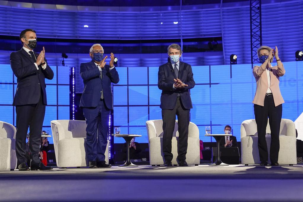 conferenza sul futuro dell'europa strasburgo